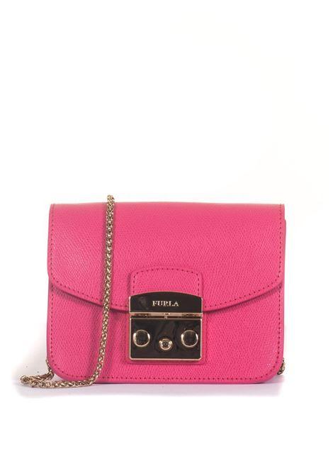 Metropolis Small-size leather bag Furla | 31 | METROPOLIS BGZ7-AREORTENSIA