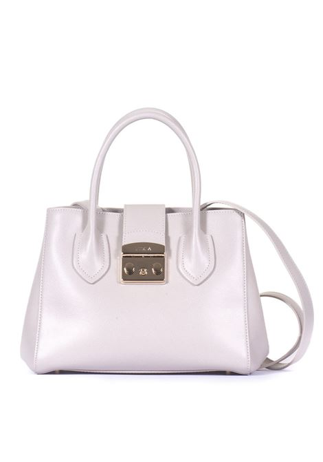 Medium-size leather bag Furla | 31 | METROPOLIS BMN3-AREPERLA