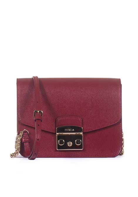 Medium-size leather bag Furla | 31 | METROPOLIS BNF8-ARECILIEGIA