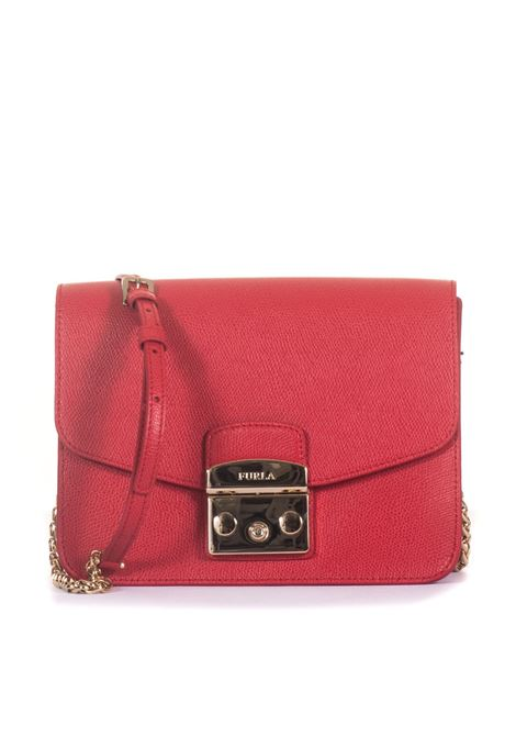 leather bag Furla | 31 | METROPOLIS BNF8-ARERUBY