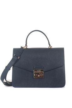 leather bag Furla | 31 | METROPOLIS BOO9-AREBLU D