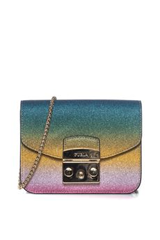 Metropolis small-size leather bag Furla | 31 | METROPOLIS BTR1-I91ARCOBALENO