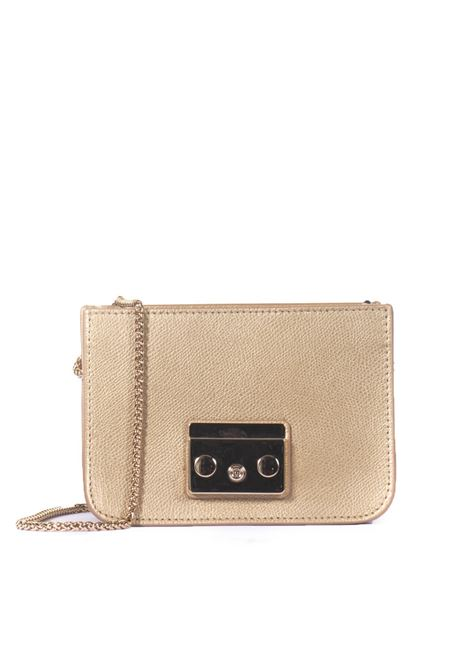 Small-size leather bag Furla | 31 | METROPOLIS K065-AMTGOLD
