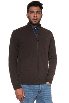 Cardigan zip intera Gant | 39 | 86214281