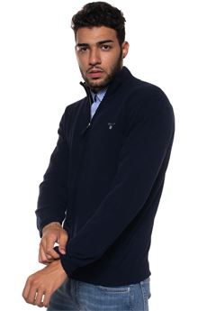 Cardigan zip intera Gant | 39 | 86214410