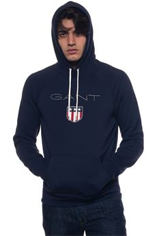 Sweatshirt with hood Gant | 20000055 | 276310433
