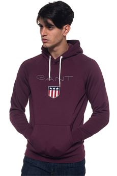 Sweatshirt with hood Gant | 20000055 | 276310509