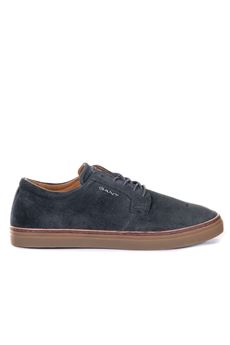 Low sneaker in suede and rubber Gant | 5032317 | 33857G83