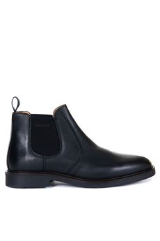 Leather shoe boot Gant | 12 | 51886G00