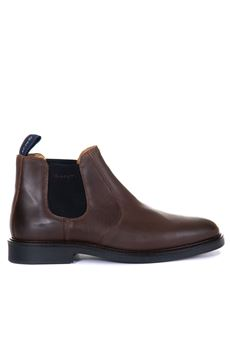 Leather shoe boot Gant | 12 | 51886G46