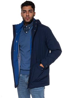 Hooded jacket Gant | 20000057 | 7001537454