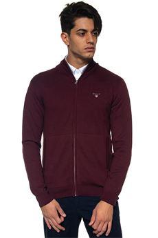 Pullover zip intera Gant | 39 | 83104678