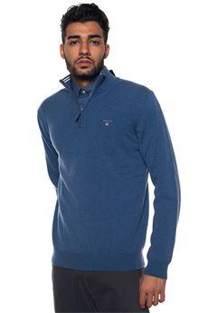 Pullover mezza zip Gant | 7 | 86213489