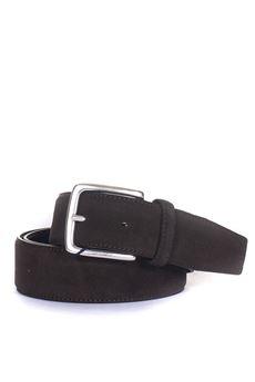 Cintura in camoscio Gant | 20000041 | 94495274