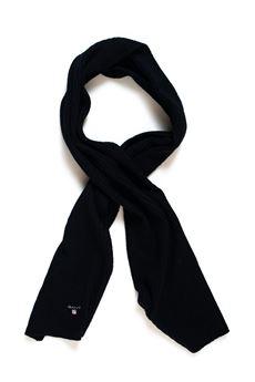 Large ribbed scarf Gant | 77 | 99200025