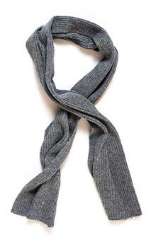 Large ribbed scarf Gant | 77 | 992000292