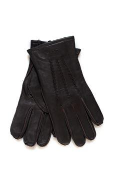 Leather gloves Gant | 34 | 9930063243