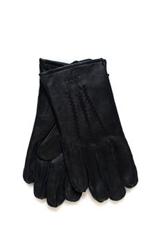 Leather gloves Gant | 34 | 99300635