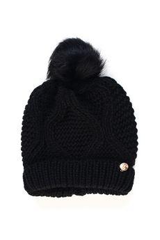 Cappello in maglia Guess | 5032318 | AW6801-WOL01BLA