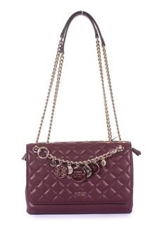 Victoria Shoulder bag with chain Guess | 31 | HWVG71-07210BUR