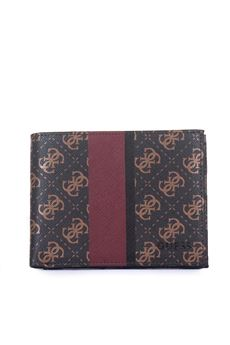 City logo Wallet Guess | 63 | SM2539-LEA27BRO