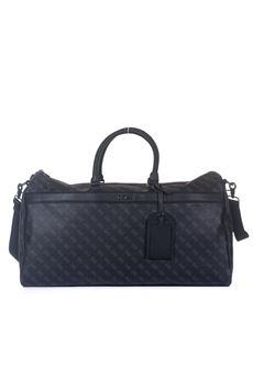 City logo travel bag Guess | 20000006 | TM6368-POL81BLA