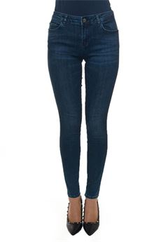 Curve X 5 pocket denim Jeans Guess | 24 | W83AJ2-D38P0SALLO