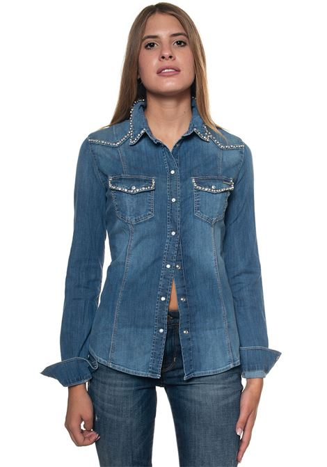 Denim blouse Guess | 6 | W83H11-D28Y2GBLG