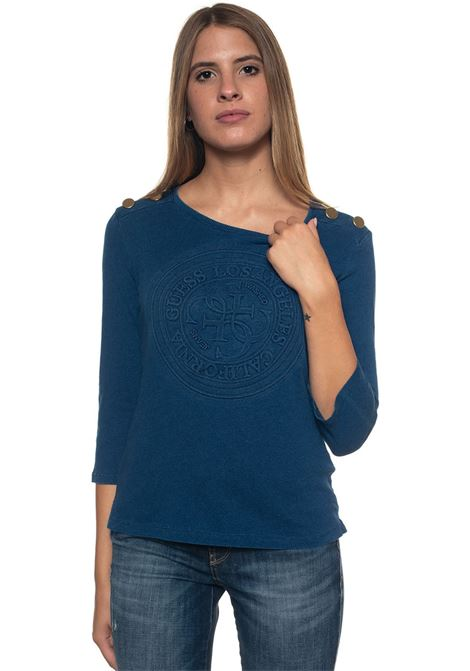 T-shirt round-necked Guess | 8 | W83P67-K7DH0G708