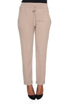 Trousers with lace tie Kiton | 9 | D37102K08P7602002