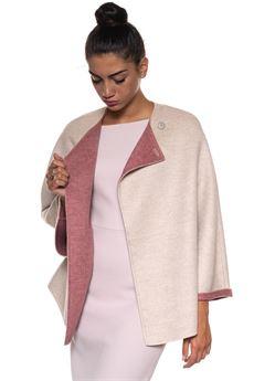 Mantella con manica a kimono Kiton | 3 | D42518DK05N4601003