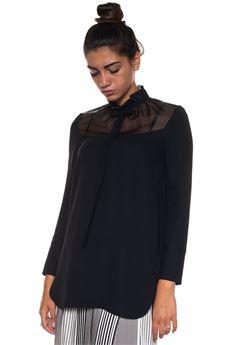Silk tunic Kiton | 6 | D44411K08B1904009