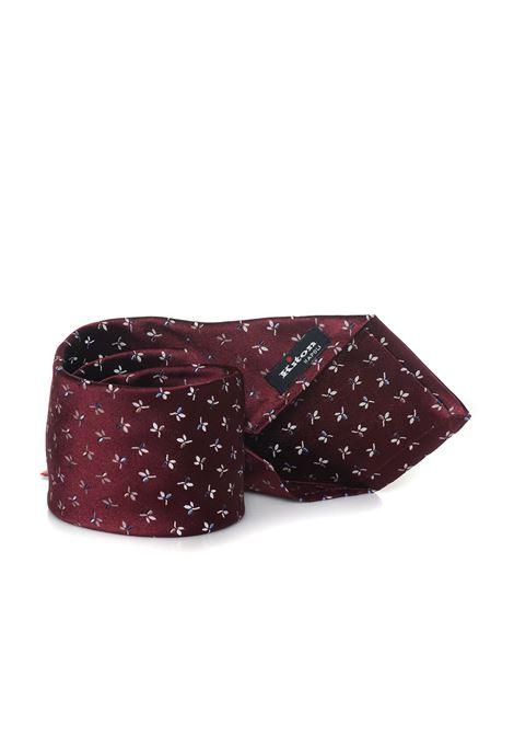 Cravatta Kiton | 20000054 | KP8,5-2F247