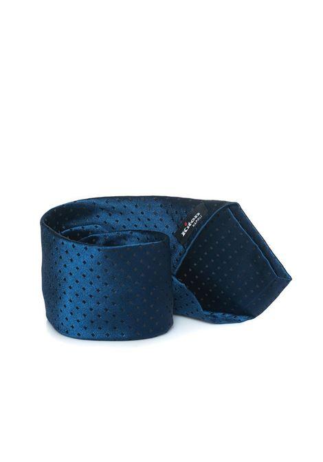 Cravatta Kiton | 20000054 | KP8,5-2F322
