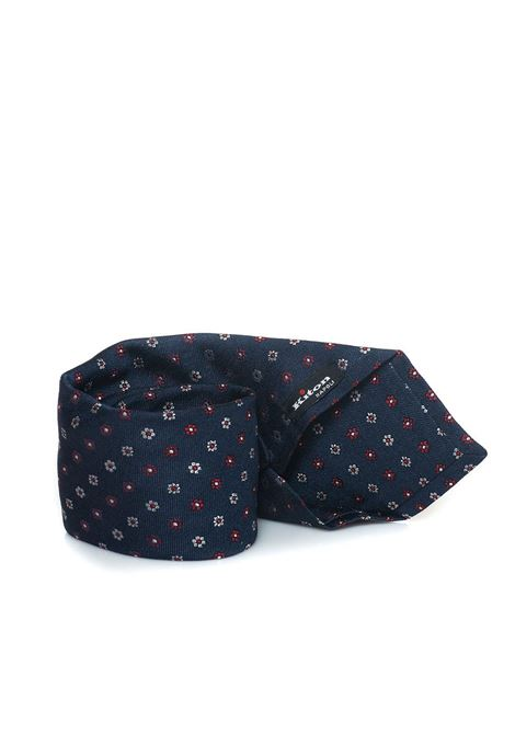 Cravatta Kiton | 20000054 | KP8,5-2F351
