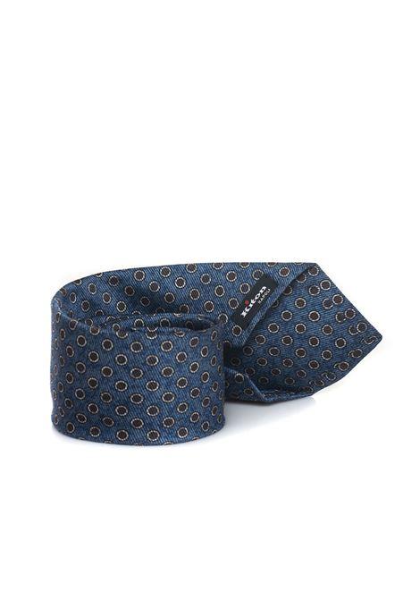 Cravatta Kiton | 20000054 | KP8,5-2F394