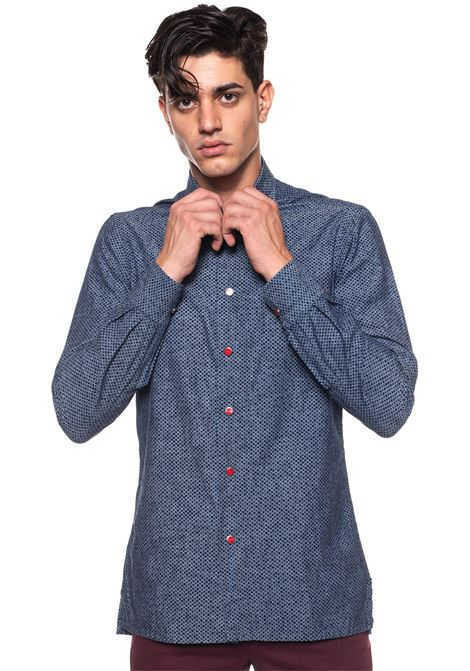 Shirt with long sleeves Kiton | 6 | NERP-6442011