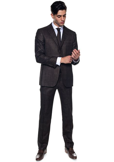 Suit with 3 buttons pulled 2 Kiton | 11 | UA89K01P6029000
