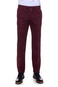 Pantalone modello chino Kiton | 9 | UFPP79J02P9014000