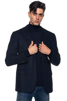 Jacket with 3 buttons Kiton | 3 | UG89K01P2424000