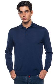 Polo shirt long sleeves Kiton | 2 | UK05I18K235005