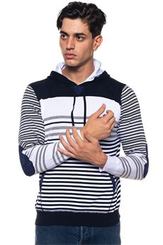 Sweatshirt with hood Kiton | 20000055 | UK718E164V160