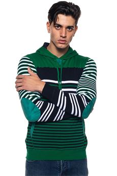 Sweatshirt with hood Kiton | 20000055 | UK718E164V162