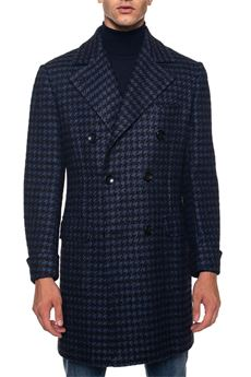 Double-breasted jacket Kiton | 5032304 | USCLASK01P3507002
