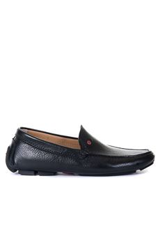 Leather loafer Kiton | 12 | USSFARIN0012405007