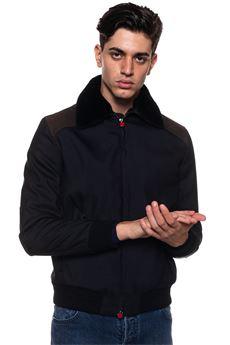 Bomber jacket Kiton | 20000057 | UW0119AK03N6001002