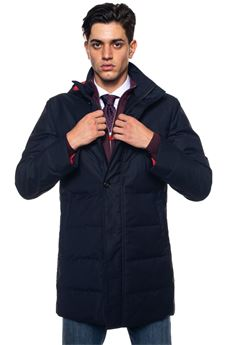 Quilted jacket Kiton | 20000057 | UW0326V03P130700G