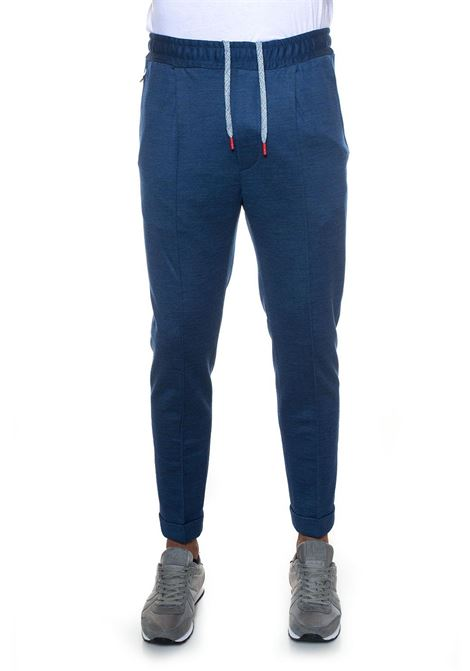 Loose Fleece trousers KNT | 9 | LOOSE-K01R732