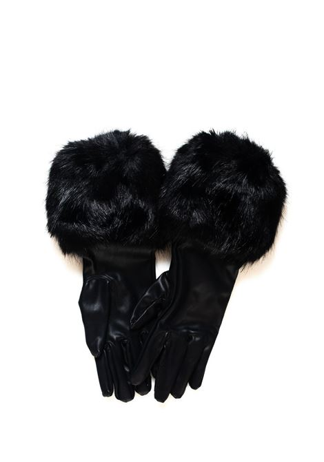 Faux leather gloves Luckylu | 34 | 26LLAC08EP0700