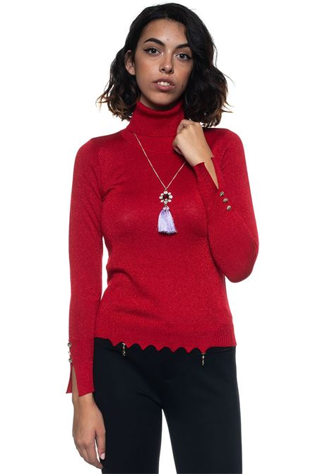 Turtleneck pullover Luckylu | 7 | 26LLMA90BL0560